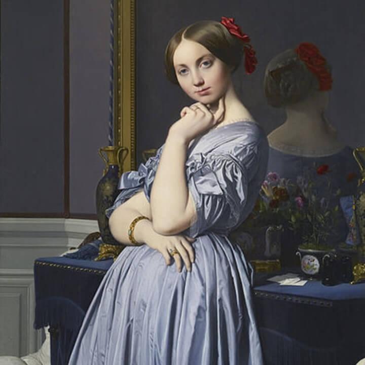 Comtesse-Haussonville-custom-funny-portrait-gift