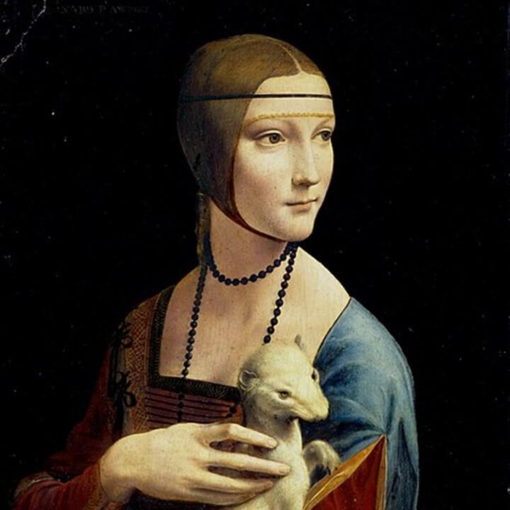 Lady-with-an-Ermine-funny-portrait