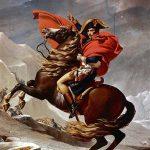 Napoleon-Bonaparte-Crossing-the-Alps-funny-portrait-gift