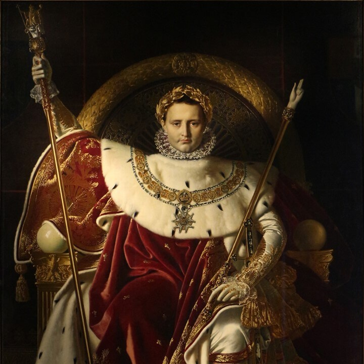 Napoleon-in-Coronation-robes-gift