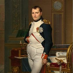 Napoleon-in-his-study-at-the-Tuileries-business-gift-portrait
