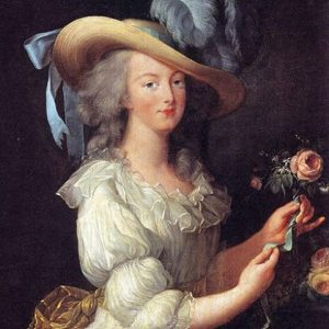 Marie Antoinette (Muslin Dress)